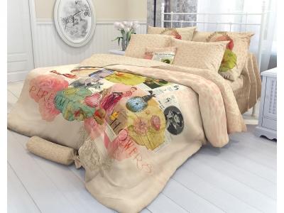 Комплект постельного белья Verossa Перкаль Constante Евро Portabello