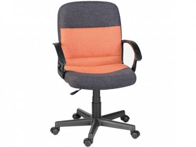 Кресло Вейтон Нome ультра оранжевый/серый/черный