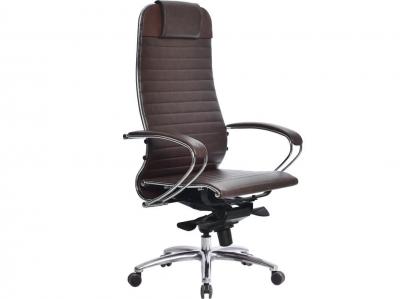 Компьютерное кресло Samurai K-1.04 коричневый-723