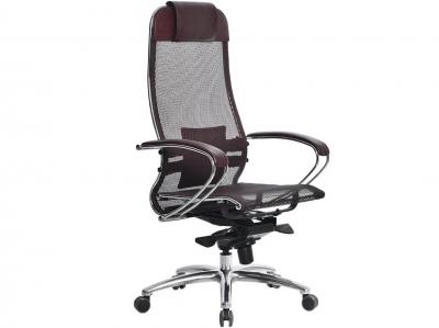 Компьютерное кресло Samurai S-1.04 темно-бордовый