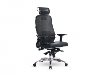 Компьютерное кресло Samurai SL-3.04 черный плюс