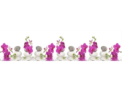 Кухонный фартук sv-852 Орхидея акция